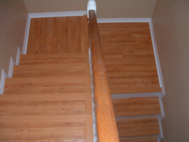 Installing Laminate Flooring On Stairs Contractor Quotes