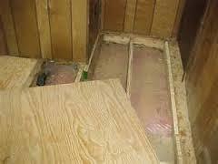 Mobile Home Floor Repair