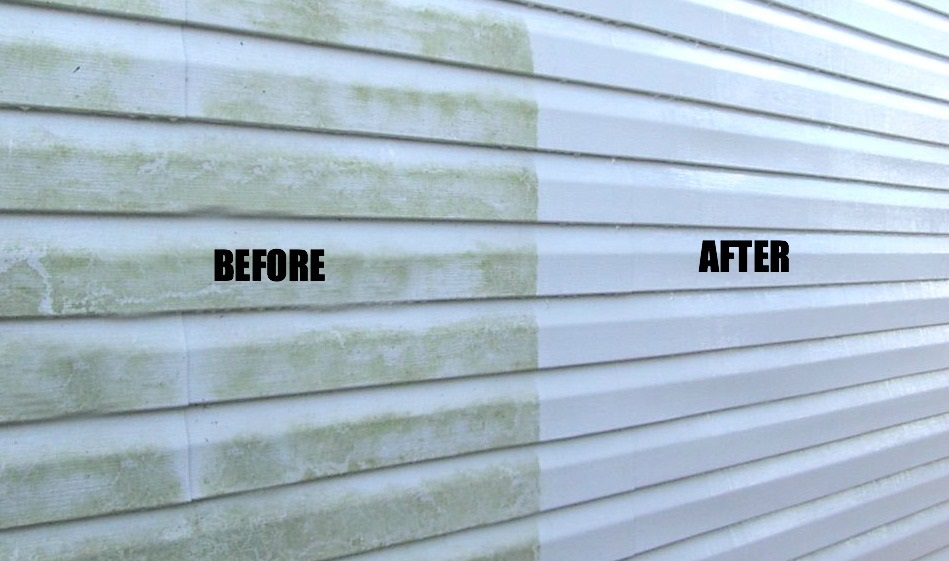 Simple How To Clean Vinyl Siding Placement Kaf Mobile Homes