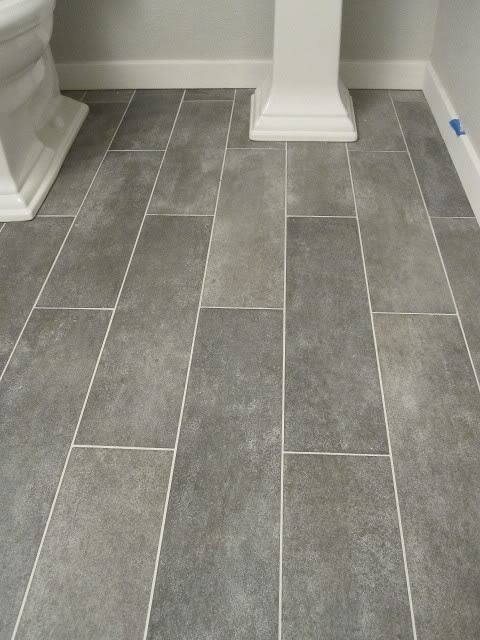 Brilliant For Homeowners, The Particular Size Of The Tiles Looks Especially Crucial The