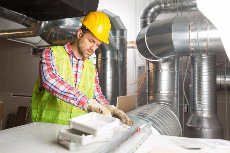 Services Offered by HVAC Contractors Near Me