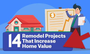 remodel projects that increase home value