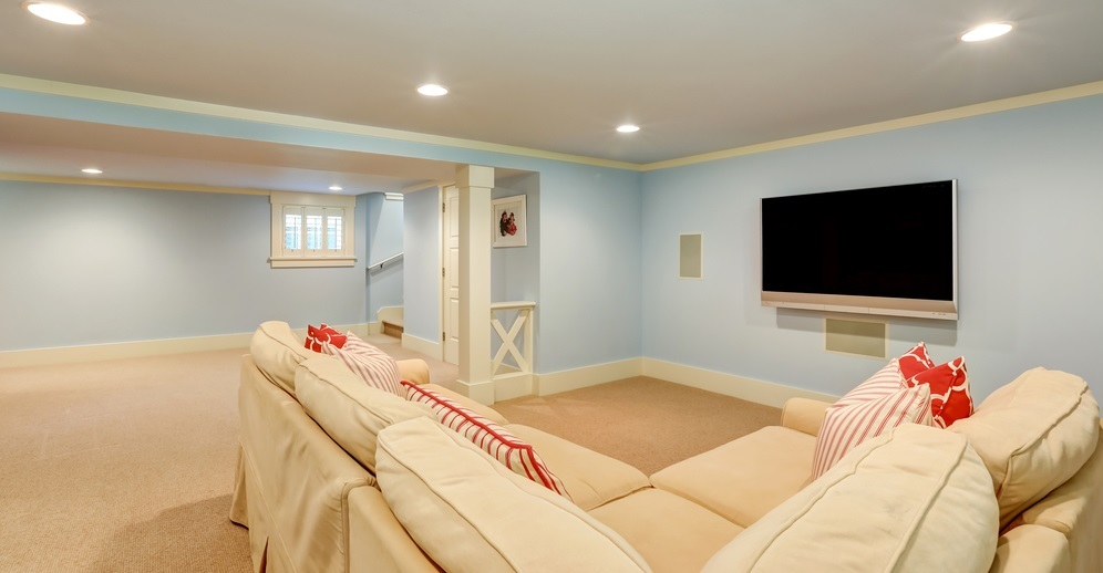 Basement Remodel Ideas That Increase Home Value