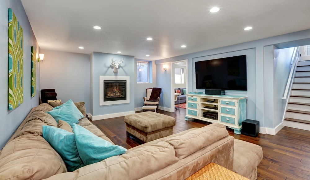 remodel a small basement
