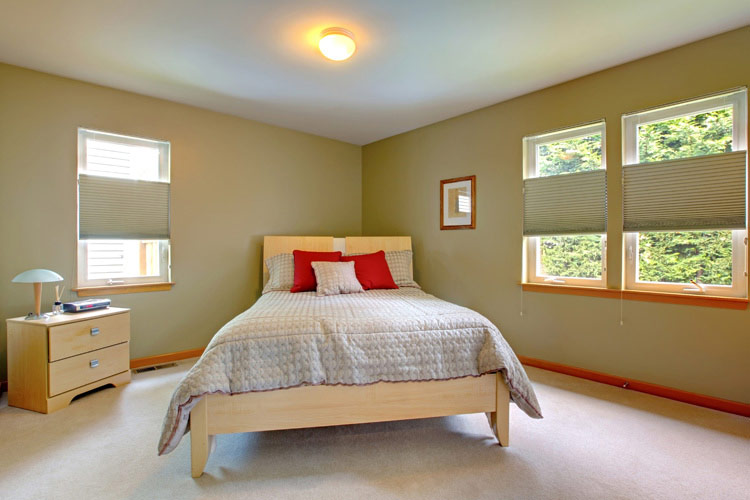 decorating a guest room