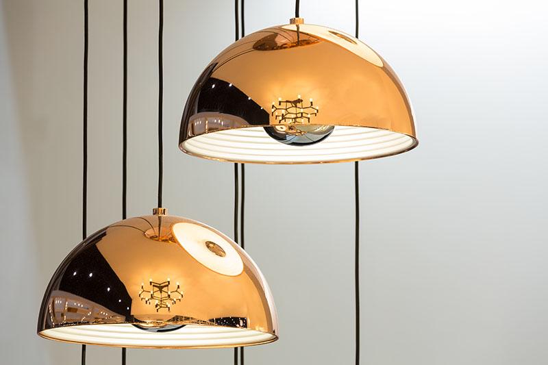 decorating a lamp shade