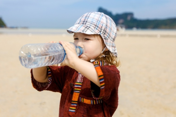 Dehydration Safety Tips for Kids