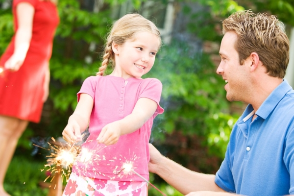 Fireworks Safety Tips for Kids