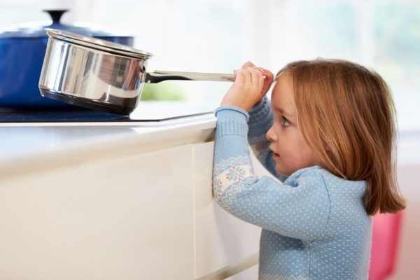 Kitchen Safety For Kids