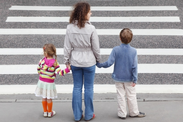 Pedestrian Safety Tips for Kids