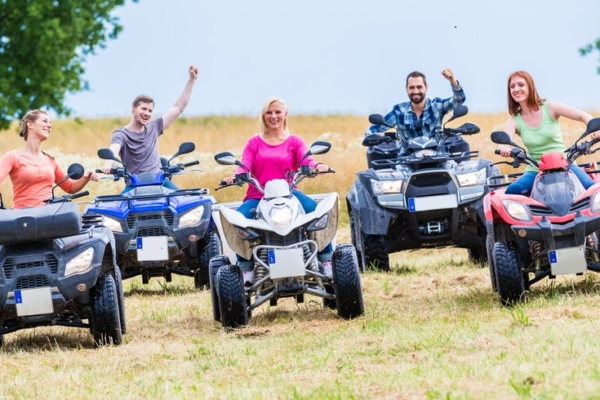 Safety Tips When Riding an ATV for Your Kid