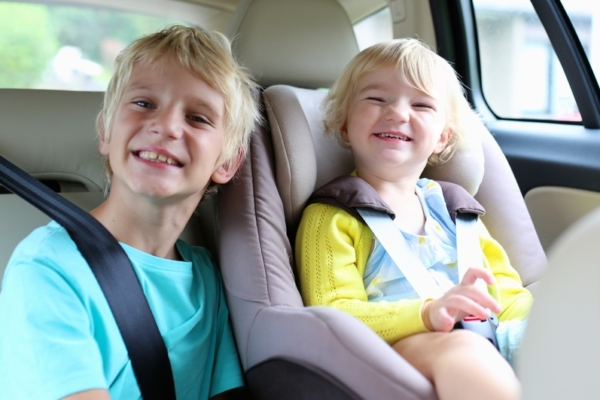 Seatbelt Safety Tips for Kids