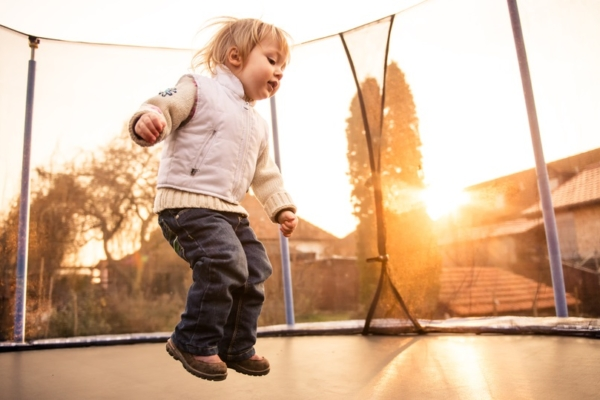 Trampoline Safety Tips for Kids