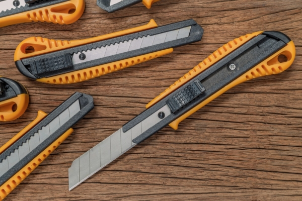 Box Cutter Safety Tips