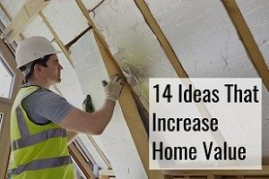 14 home improvement projects that increase home value