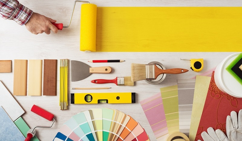 19 Easy DIY Home Interior Decorating Tips and Ideas