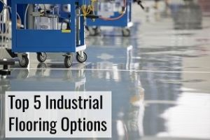 industrial flooring options