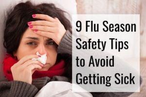 flue season safety tips