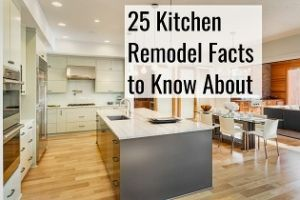 kitchen remodel facts