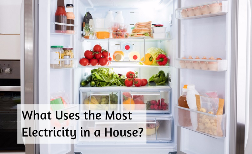 What Uses the Most Electricity in a House