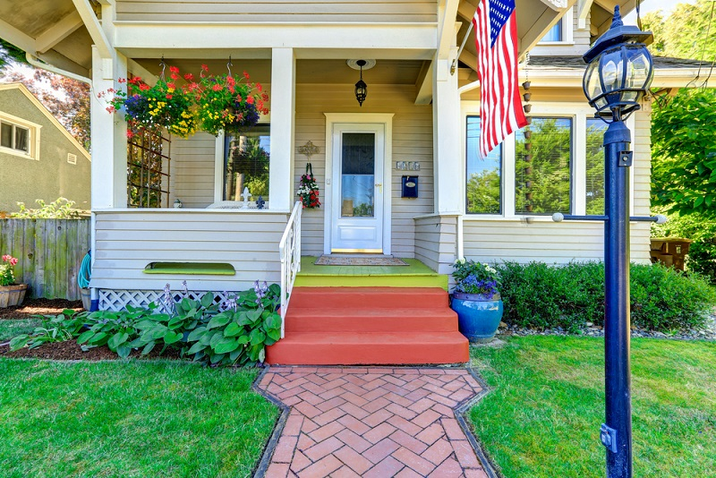 Cheap and Simple Curb Appeal Ideas