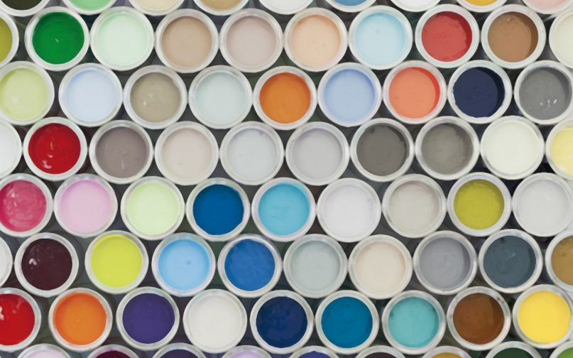 5 Simple Tips On Choosing Paint Colors For Rooms With Lots