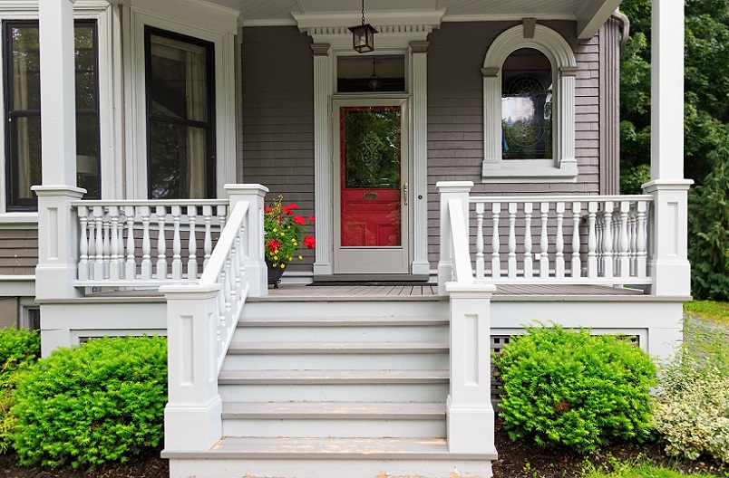 Front Porch Curb Appeal Tips