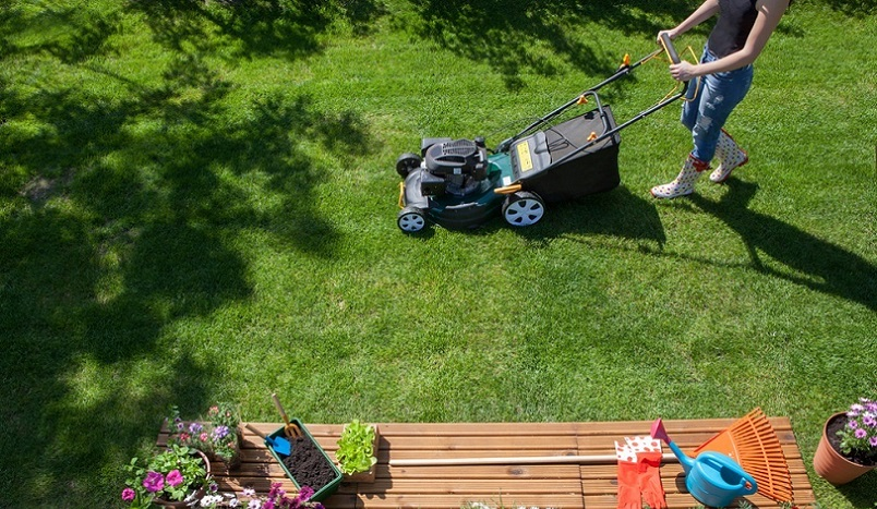 Lawn care schedule from early spring to fall contractor for Lawn maintenance schedule