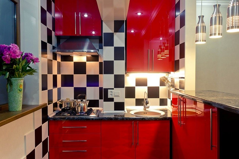 Small Kitchen Paint Colors