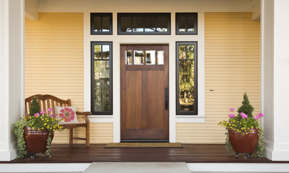 What color should i paint my front door tips to choosing for What kind of paint for front door