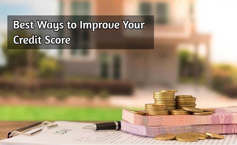Best Ways to Improve your Credit Score