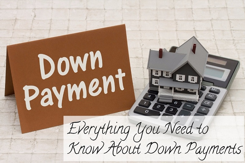 What is a Down Payment with Regard to Buying a House