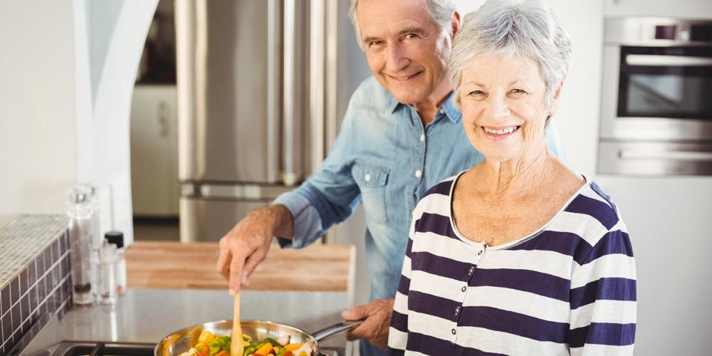 Kitchen Remodeling Ideas for Seniors' Safety