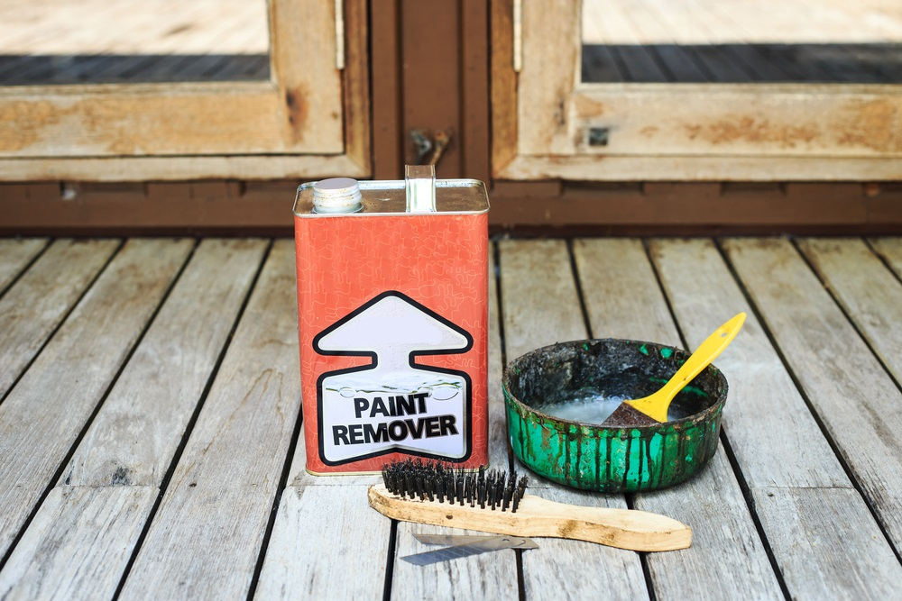 How to remove paint from wood floors contractor quotes for How to clean paint from hardwood floors