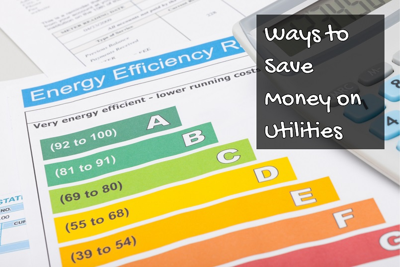 ways to save on utilities