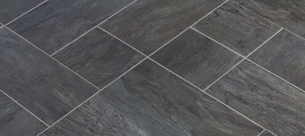 Picture of tile flooring