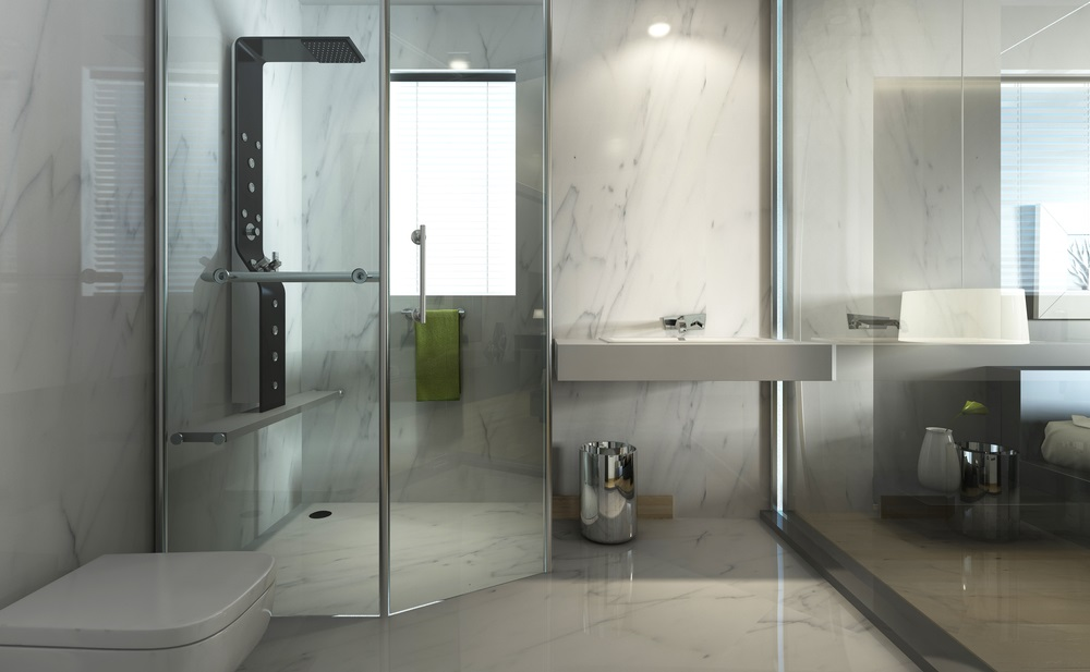 Best Shower Floor Options Materials And What To Look For - Bathroom shower materials