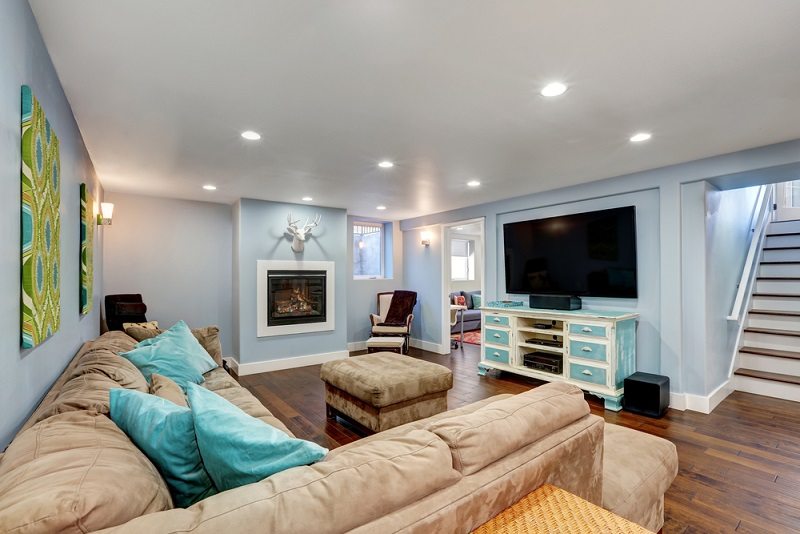 Basement Staging Tips
