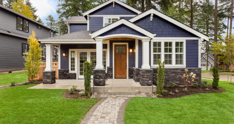 Home Exterior Staging Tips