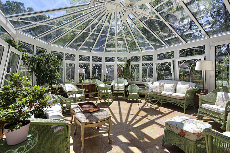 Decorating a Sunroom