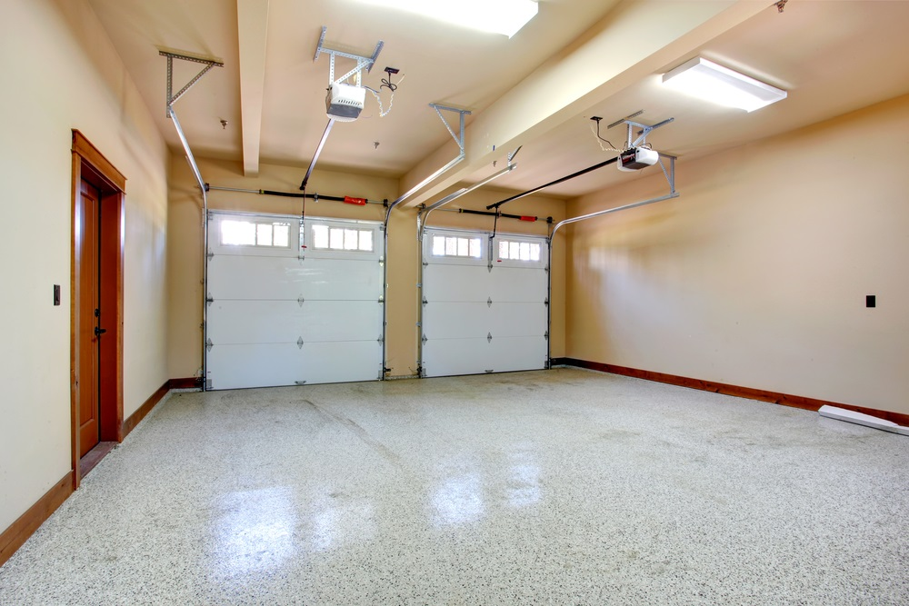 How to clean a garage floor contractor quotes for How to clean garage floor