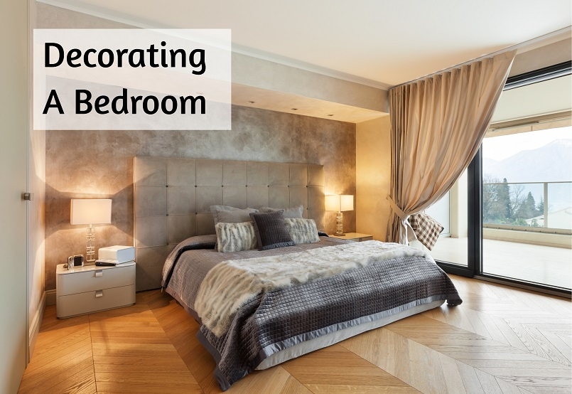 decorating a bedroom