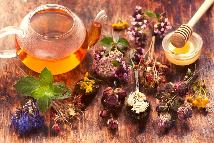 Benefits of Herbal Teas and Their Healing Powers
