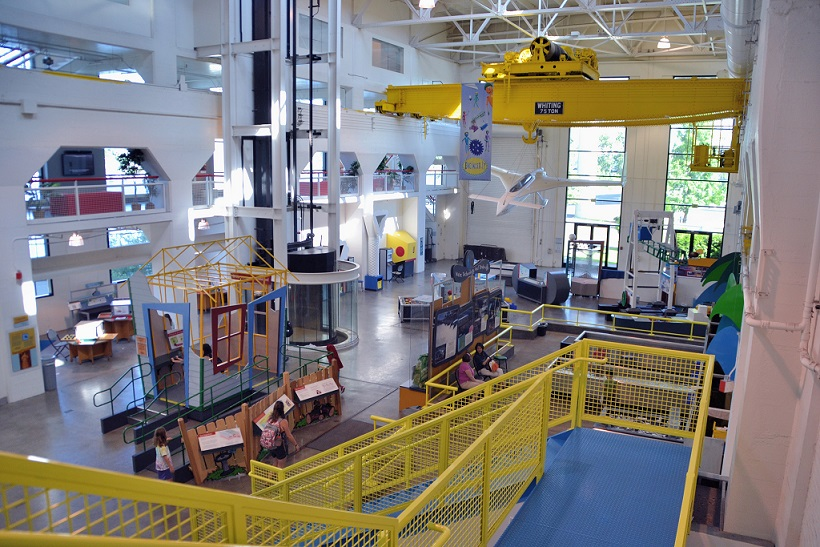 Take Your Kids to Oregon Museum of Science and Industry