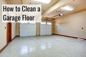 21 tips how to clean vinyl plank flooring the best way for How to clean garage floor