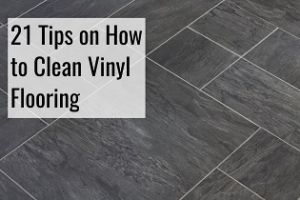 Tips How To Clean Vinyl Plank Flooring The Best Way - Cleaning linoleum floors with vinegar and baking soda