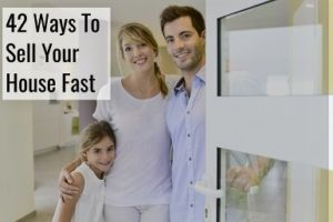ways to sell your house fast