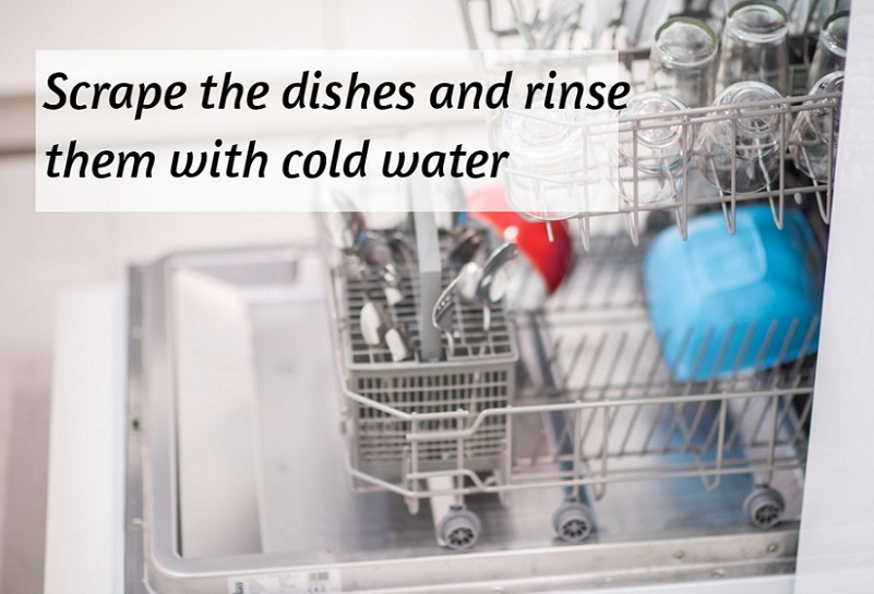 dishwasher energy saving tips
