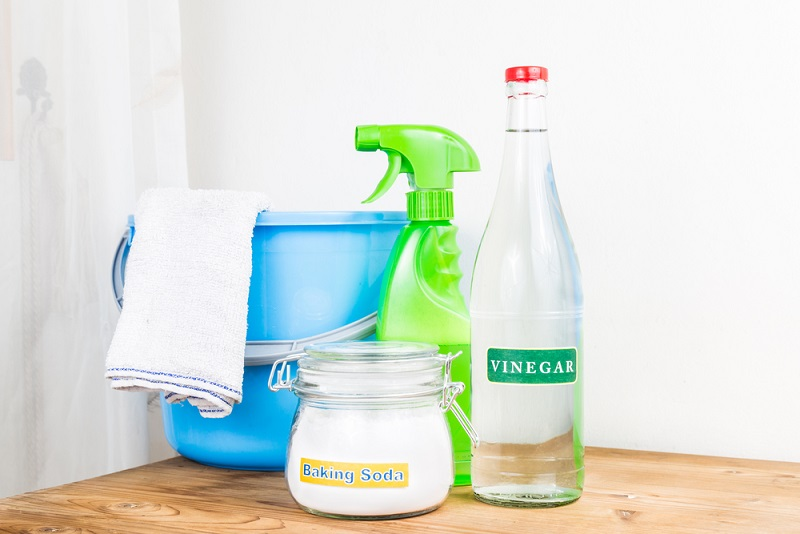 Natural Cleaning Solutions and their Advantages