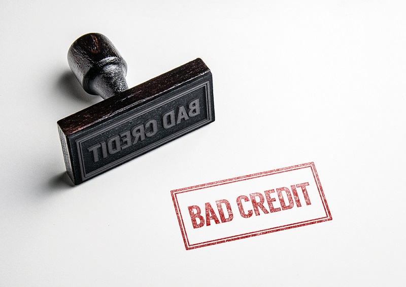 Bad Credit Mortgage Loans No Down Payment